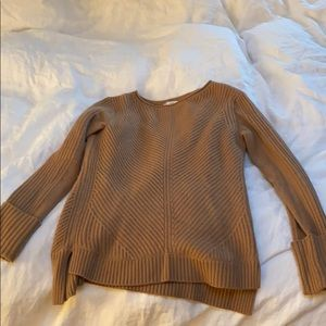 Vince camel rubbed sweater - barely worn.